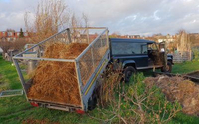 Manure and Compost Deliveries