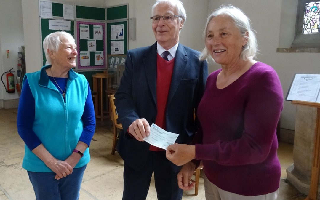 Plant sale benefits Hanwell Homeless Concern