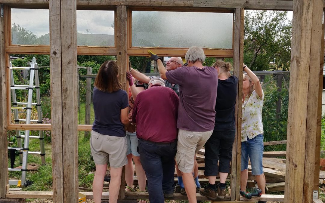 Community Work Day – 3rd August