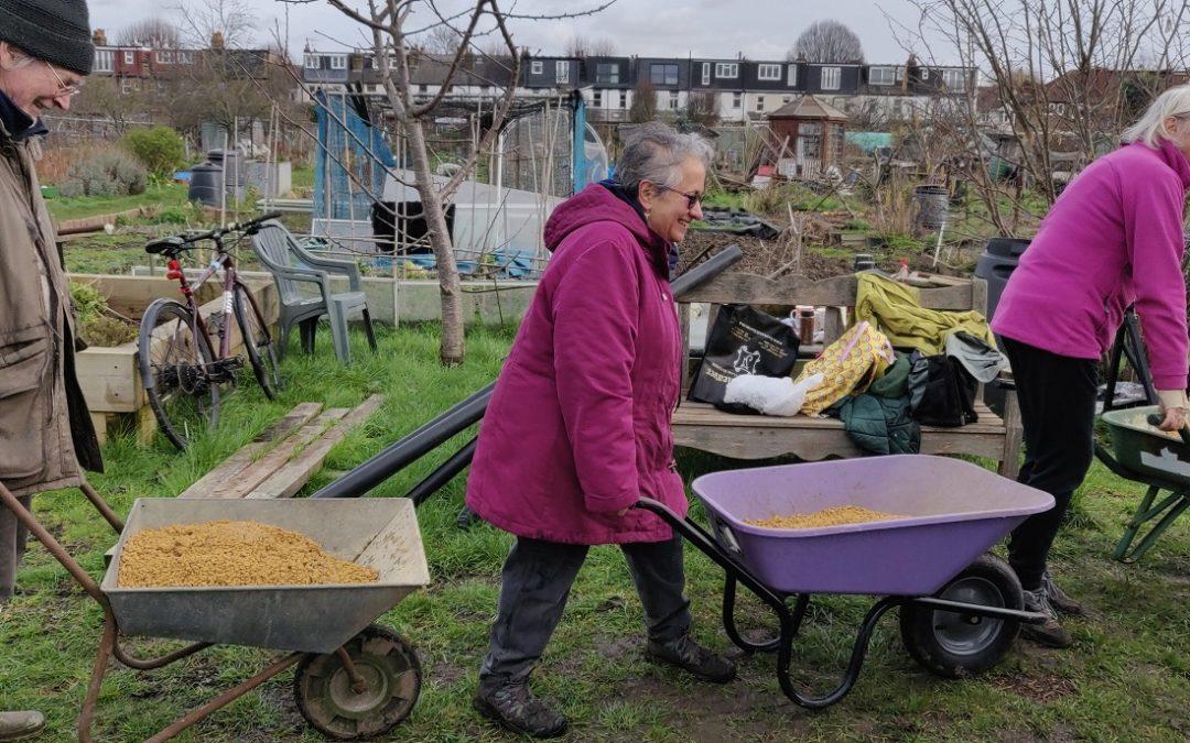 Community Work Day –  8th February
