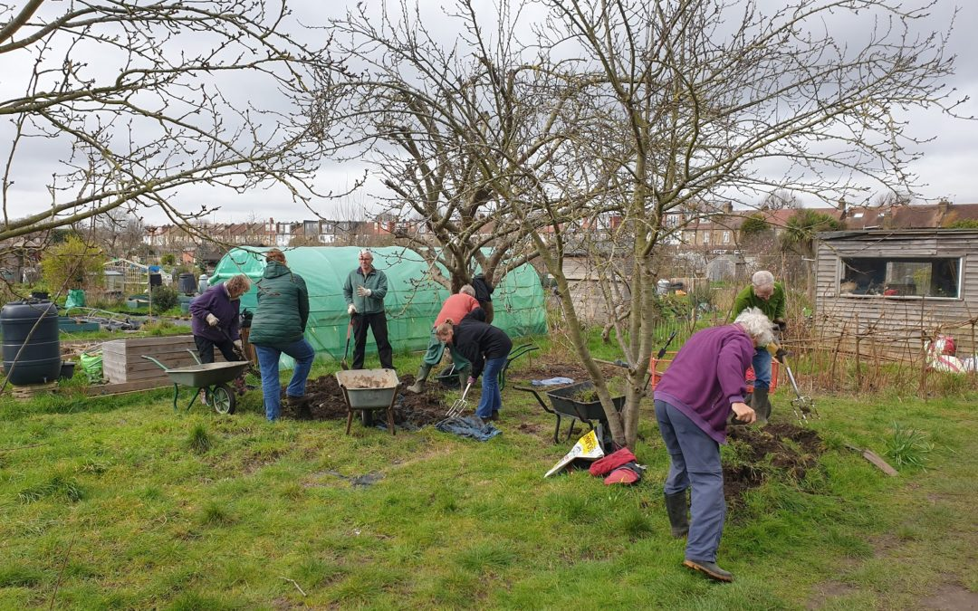 Community Work Day – 7th March