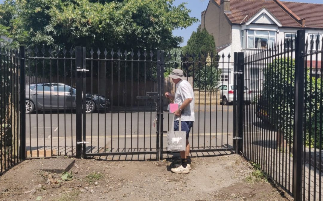 New Gates and Railings