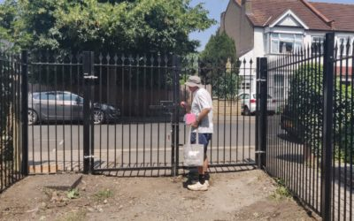 New Gates and Railings
